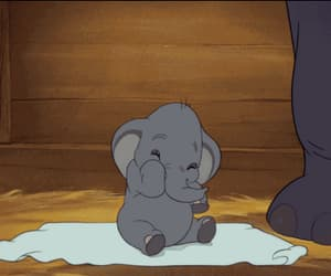 cartoons, dumbo, and disney image