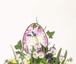 creativity, flores, and easter image