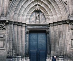 architecture, gothic, and grey image
