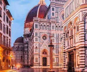 architecture, cities, and florence image