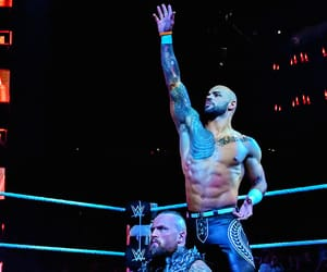 ricochet, aleister black, and wwe image