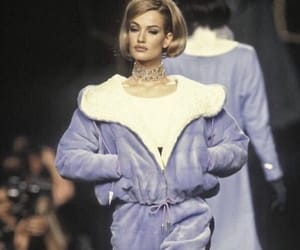 fashion, model, and 90s image