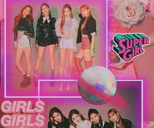 aesthetic, kpop, and wallpaper image