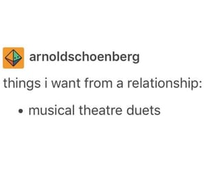aesthetic, broadway, and me image