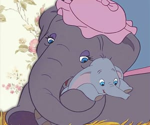 dumbo, disney, and cartoon image