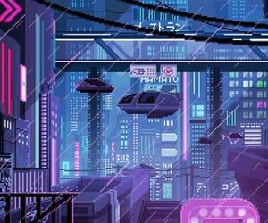 aesthetic, future, and futuristic image