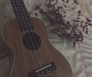 ukulele and love image
