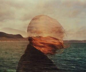 photography, sea, and art image
