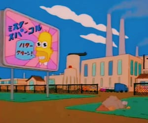 anime, the simpsons, and アニメ image