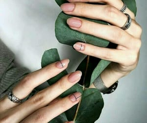 girly, trend, and nails art image