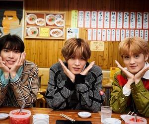 idol, doyoung, and yuta image