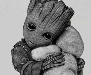 Marvel, Vin Diesel, and guardians of the galaxy image