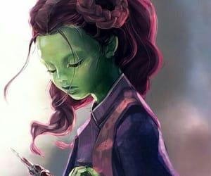 Avengers, zoe saldana, and Marvel image
