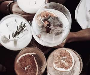 alcohol, cocktail, and drink image