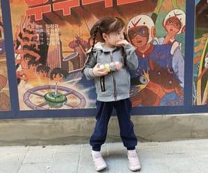 asian children, girls, and ulzzang image