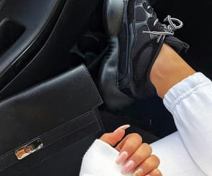 accessoires, nails, and shoes image