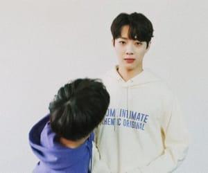 yoo seonho, kuanlin, and lai kuanlin image