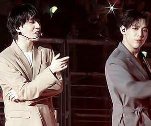 jin, jinyoung, and kpop image