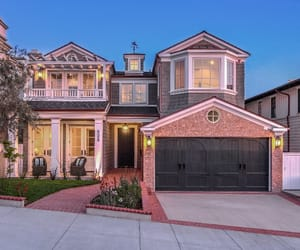 california, house, and design image