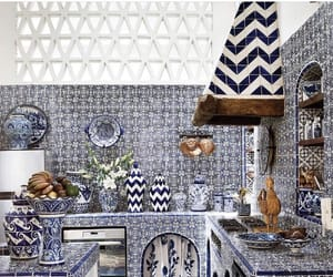 decor, kitchen, and house image