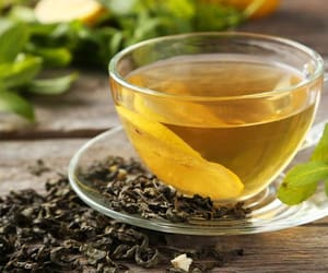 green tea recipe in hindi image