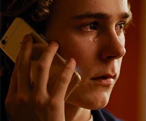 boy, skam, and crying image