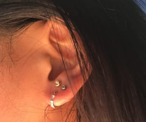 accessories, cool, and earrings image