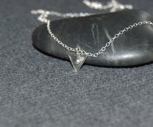 etsy, sterling silver, and jewelry gift image