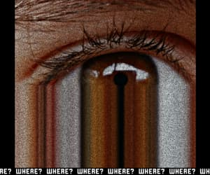 anxiety, cry, and eye image