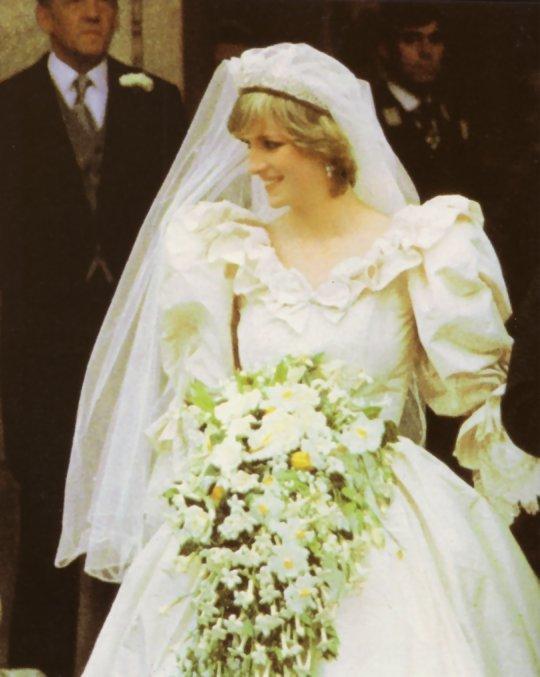 Princess Diana Wedding Dress Designer | Fashion Trend Latest