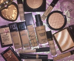beauty, nars, and foundations image