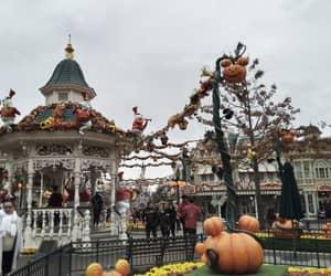 disney, disneyland, and Halloween image