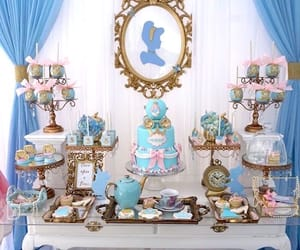 cake, cinderella, and princess image