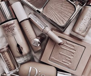 cosmetics, beauty, and dior image