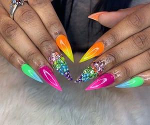 nails, nails art, and nails inspiration image