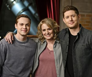 dean winchester, family, and Jensen Ackles image