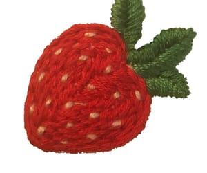 fruit, png, and strawberry image