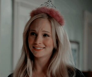 icon, the vampire diaries, and candice accola image