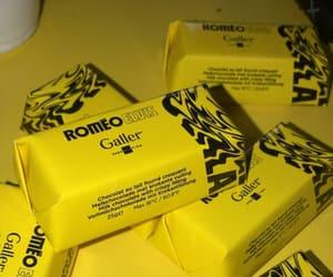 belgian, chocolate, and yellow image