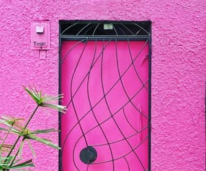 doors, photography, and wall image