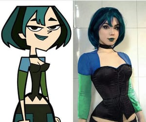 cosplay, gwen, and total drama image