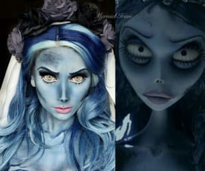 corpse bride, cosplay, and emily image