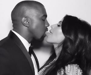 kanye west and love image