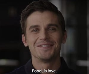 food, queer eye, and love is food image