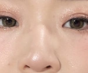 aesthetic, eyes, and face image
