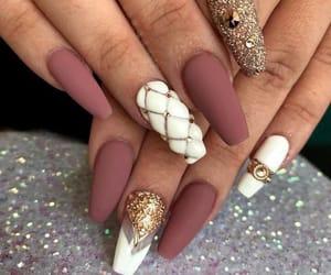 style, moda, and nail art image