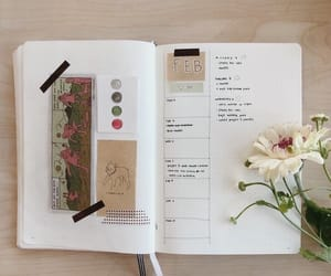 journaling and bullet journal image