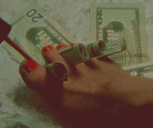 aesthetic, vintage, and money image