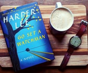books, Harper Lee, and bookstagram image