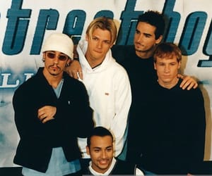 backstreet boys, cute, and backstreet's back image